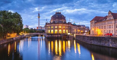 Staedtereise Deutschland