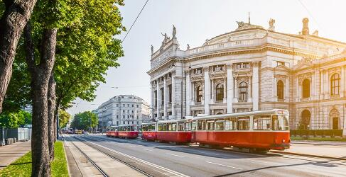 Anreise und Transport Wien