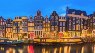 Staedtereisen Amsterdam