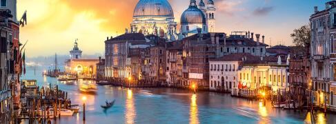 Staedtereisen Venedig
