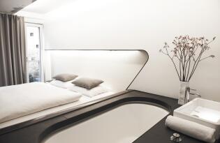 Stylisches Designhotel nahe dem Ku'damm im Herzen von Berlin