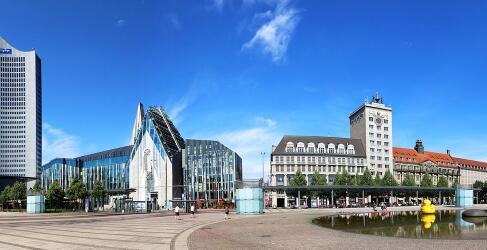 Staedtereise Leipzig