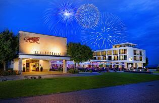 Prunkvoll ins neue Jahr feiern im UNESCO gekührten Bergpark Wilhelmshöhe