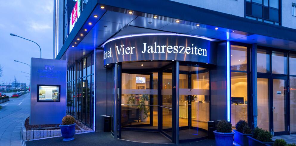 Hotel Vier Jahreszeiten Lübeck 23573