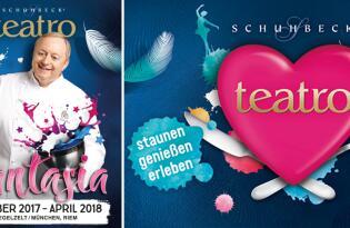 Tickets für Fantasia in Schuhbecks teatro in München mit 4* Hotel