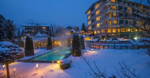 Thermenhotel Sendlhof 5