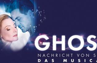 """Das Musical zum Kultfilm """"Ghost – Nachricht von Sam"""" in Berlin"""