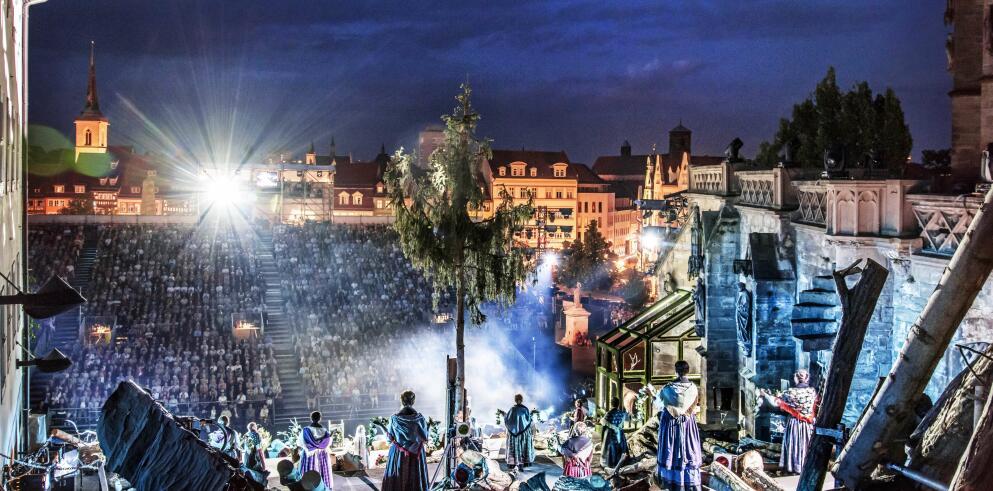 DomStufen-Festspiele 2019: Der Name der Rose 23725