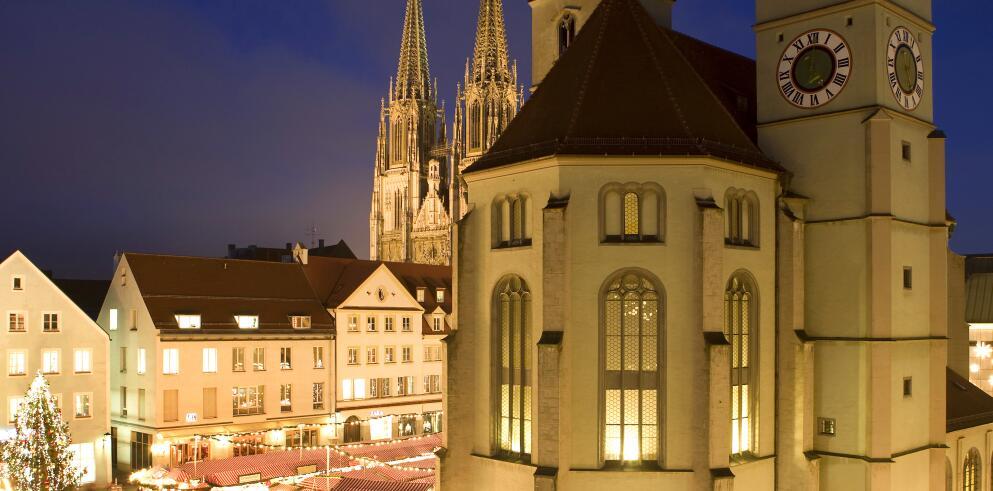 Adventswochenende Regensburg 23826