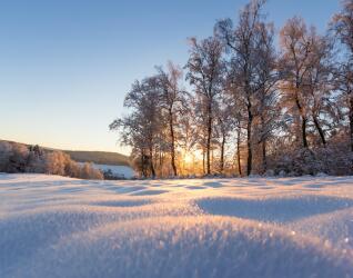 Wellness im Schwarzwald im Winter