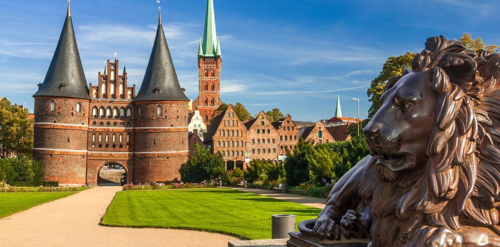 Hotel Vier Jahreszeiten Lübeck 23908