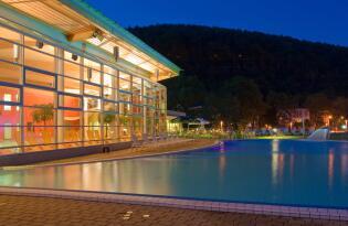Toskana Therme Bad Schandau Tickets inkl. Übernachtung im 4* Hotel