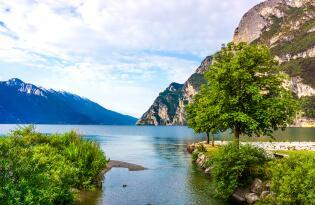 Am malerischen Gardasee entspannen und mediterranes Flair genießen