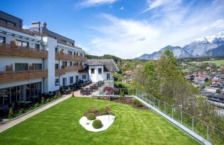 Selfness, Wellness und Genuss - Willkommen im Tiroler Design Hotel