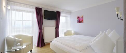 Doppelzimmer Komfort (TraumArt oder LebensArt)