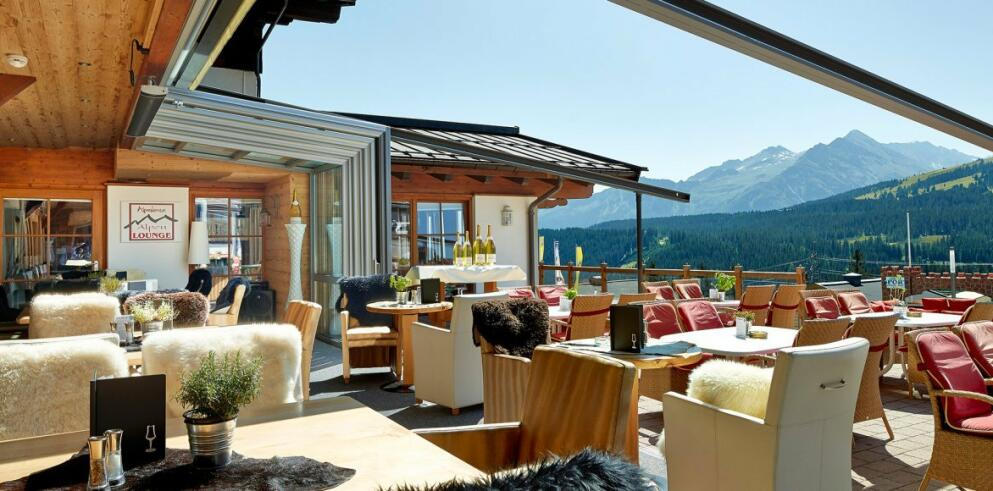 Das Alpenwelt Resort - Lifestyle . Family . SPA 24266