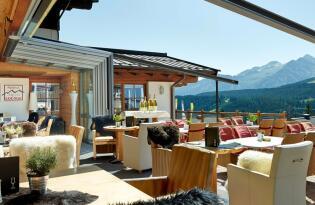 Exklusive Wohlfühloase mit SPA, Feinschmecker-Küche und Alpenpanorama