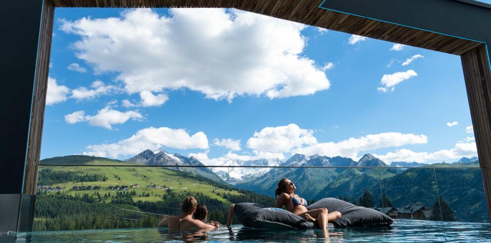 Das Alpenwelt Resort - Lifestyle . Family . SPA 24288