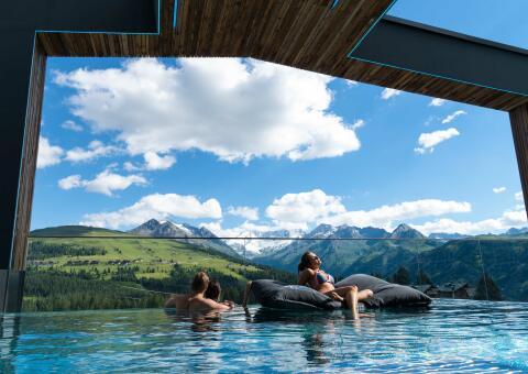 Das Alpenwelt Resort - Lifestyle . Family . SPA 0