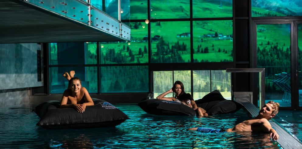 Das Alpenwelt Resort - Lifestyle . Family . SPA 24291