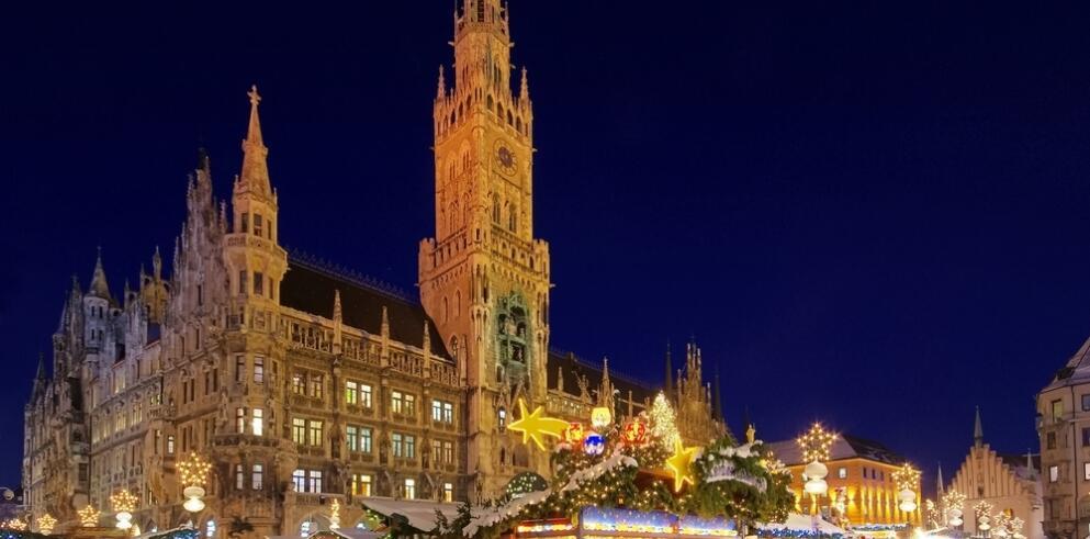 City Trip München mit Stadtrundfahrt 24293