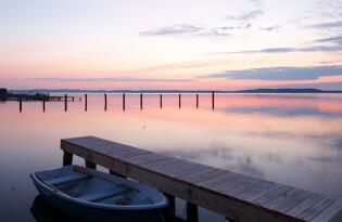 Kurzurlaub inmitten der malerischen Naturlandschaft direkt am Fleesensee