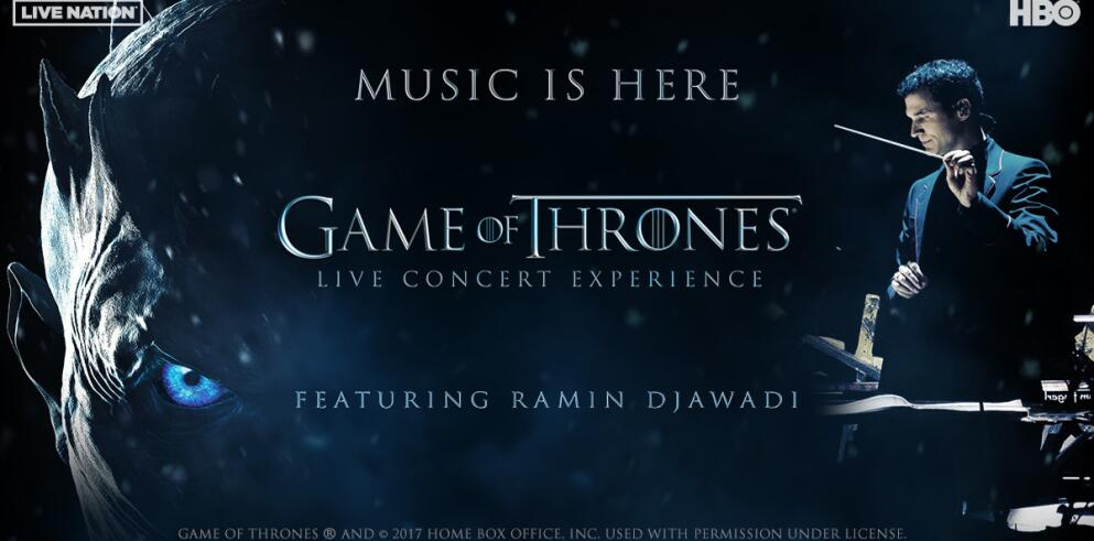 Game of Thrones Live Concert Experience Köln 24381