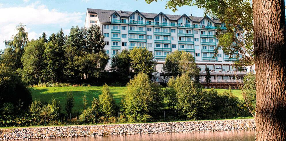 BEST WESTERN Ahorn Hotel Birkenhof 2441