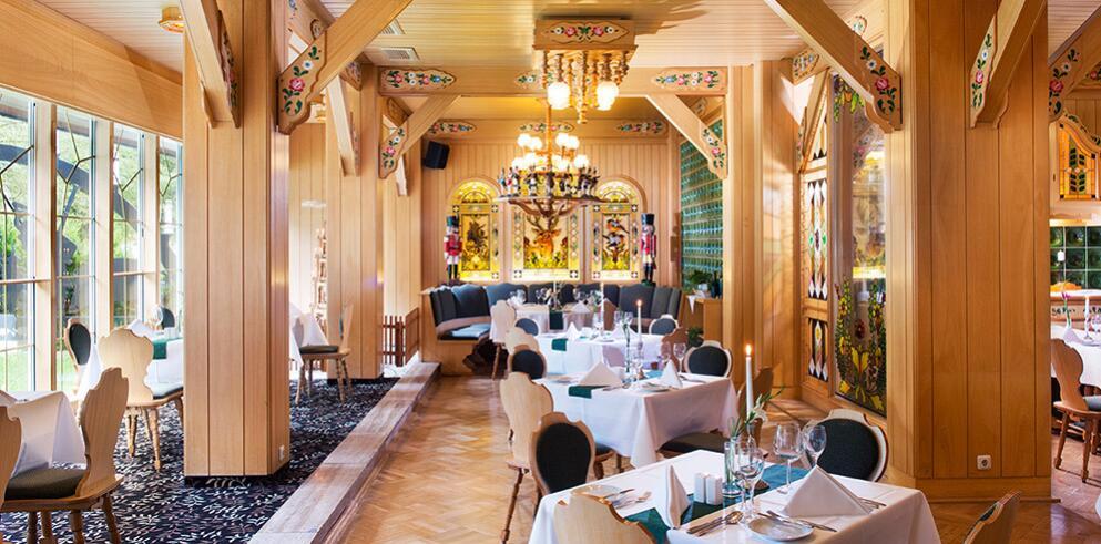 BEST WESTERN Ahorn Hotel Birkenhof 2442