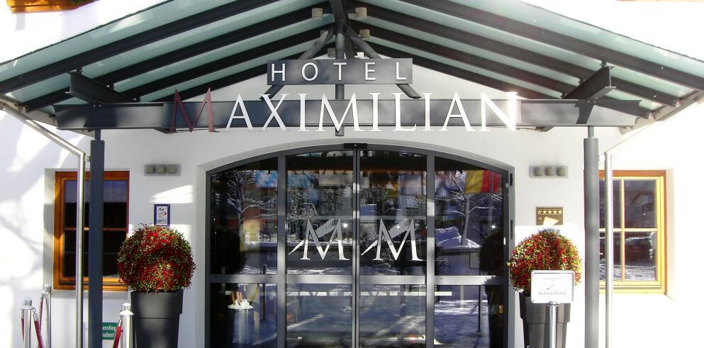 Hotel Maximilian Oberammergau 24420