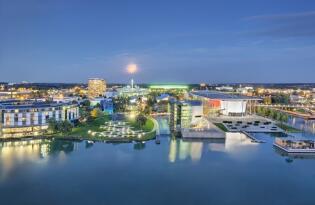 Autostadt in Wolfsburg Tickets inklusive 4-Sterne Hotel Ihrer Wahl