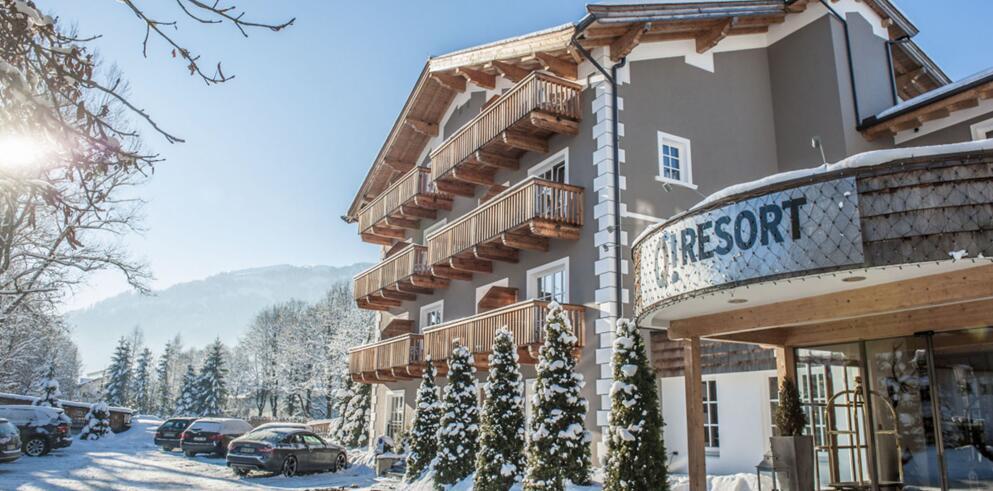 Doppelzimmer Tirol Mountain Boutique Hotel Der Grne Baum