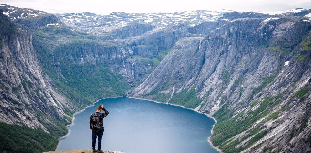 Kreuzfahrt Norwegische Fjorde 24748