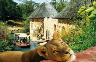 Eintritt in den Erlebnis Zoo Hannover mit einem Hotel Ihrer Wahl
