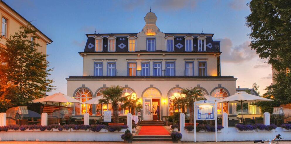 SEETELHOTEL Strandhotel Atlantic 24969