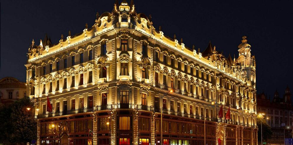 Buddha-Bar Hotel Budapest Klotild Palace 252