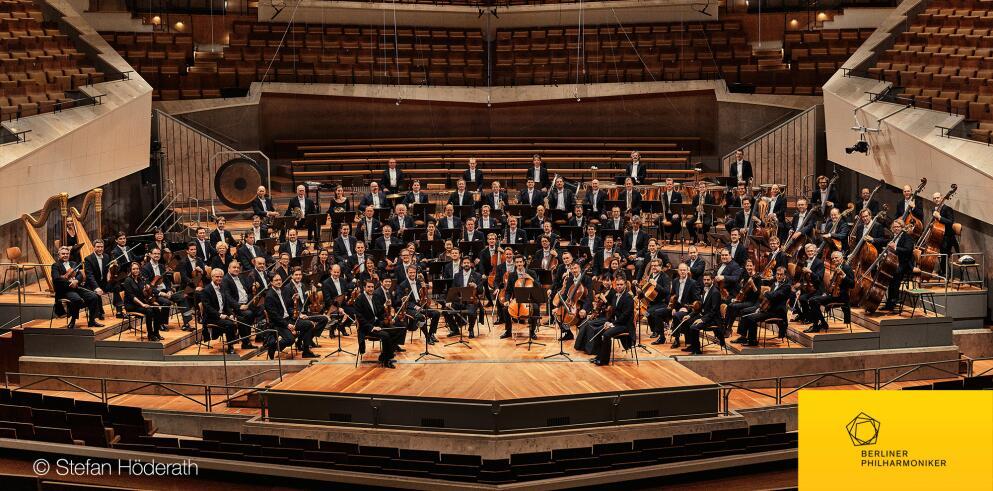 Berliner Philharmoniker in der Waldbühne 25215