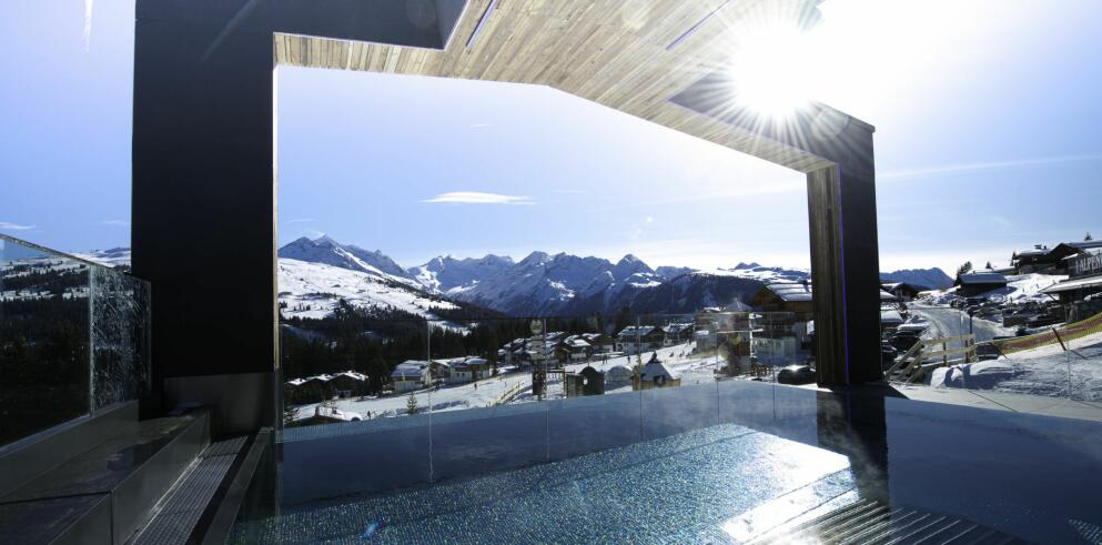 Das Alpenwelt Resort - Lifestyle . Family . SPA 25240