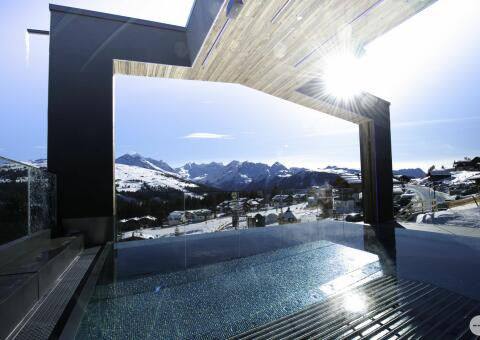 Das Alpenwelt Resort – Lifestyle . Family . SPA