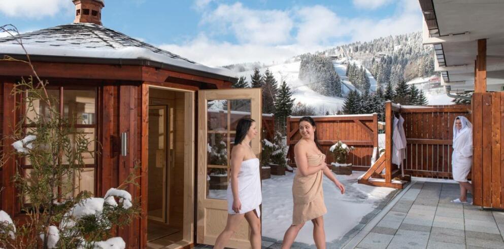 BEST WESTERN Ahorn Hotel Oberwiesenthal 2526