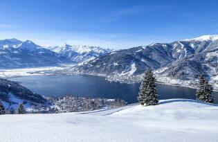 Winterurlaub mit einmaligem Gletscherpanorama im Salzburger Land