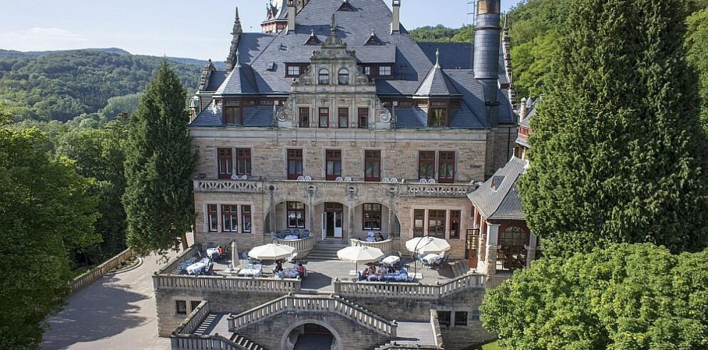 Schloss Hotel Wolfsbrunnen 25421