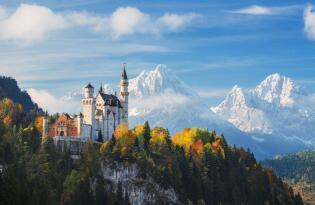 Schlossführung inklusive Übernachtung im 4* Hotel in Bayern