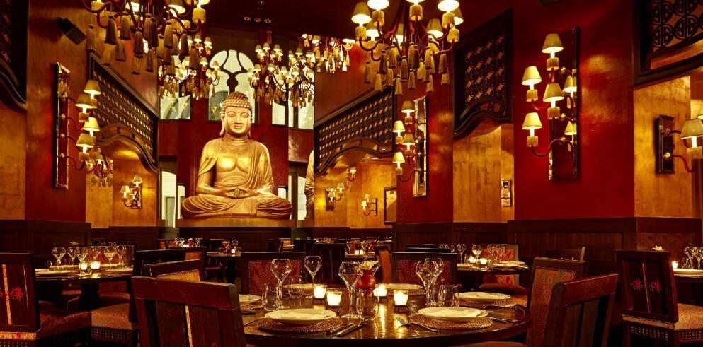 Buddha-Bar Hotel Budapest Klotild Palace 256