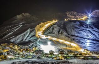 Tiroler Wintertraum: Wellnessauszeit im schönen, verschneiten Ötztal