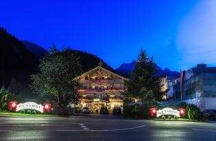 Luxus und SPA inmitten der beeindruckenden Bergwelt des Zillertals