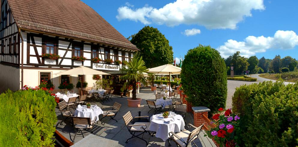 Romantik Hotel Schwanefeld 25789