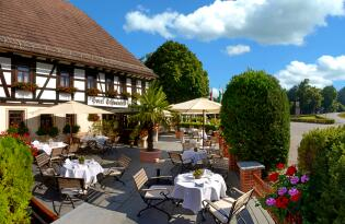 4* Romantik Hotel Schwanefeld