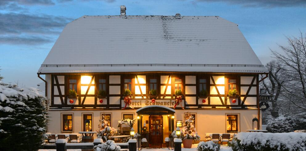Romantik Hotel Schwanefeld 25796