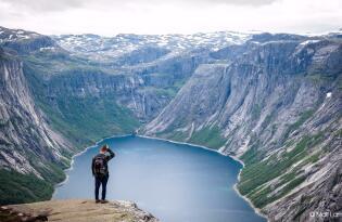 8 Tage Kreuzfahrt Norwegen inkl. Flügen nach Kopenhagen und Vollpension